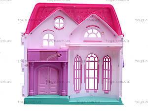 Музыкальный кукольный дом с мебелью, 16670, отзывы