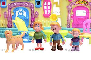 Кукольный дом с куклами и мебелью, 39213921-1, цена