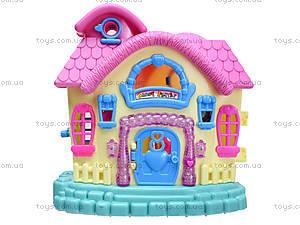 Кукольный дом с куклами и мебелью, 39213921-1, toys.com.ua
