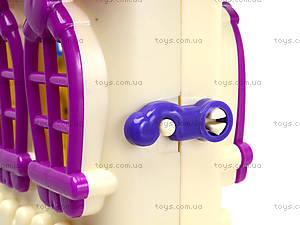 Кукольный домик с мебелью «Милый дом», 589-12, отзывы
