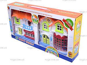 Кукольный дом My happy family, 8126, отзывы