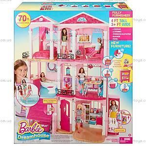 Кукольный дом мечты Barbie «Малибу», CJR47