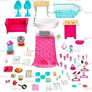 Кукольный дом мечты Barbie «Малибу», CJR47, купить