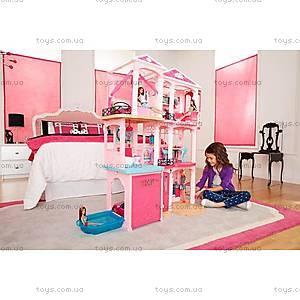 Кукольный дом мечты Barbie «Малибу», CJR47, отзывы