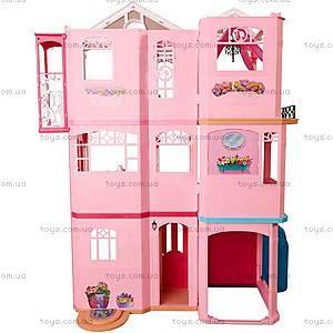 Кукольный дом мечты Barbie «Малибу», CJR47, цена