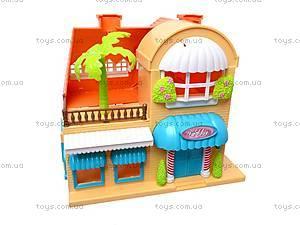 Кукольный дом с куклами, 1164, цена