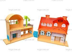 Кукольный дом с куклами, 1164, детские игрушки