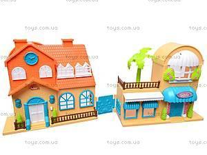 Кукольный дом с куклами, 1164, магазин игрушек