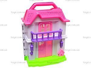 Кукольный дом с мебелью, BS866-1A, фото