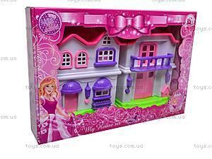 Кукольный дом с мебелью, BS866-1A, отзывы