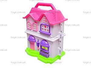 Кукольный дом с мебелью, BS866-1A