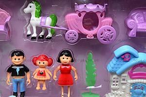 Кукольный дом с мебелью и техникой, 666-665, купить