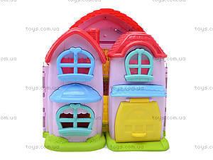 Кукольный дом с музыкальным эффектом и куклами, 32668, купить