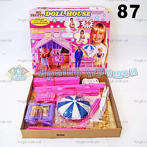 Кукольный дом с верандой, 87
