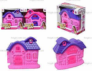 Маленький кукольный дом, WL9911B