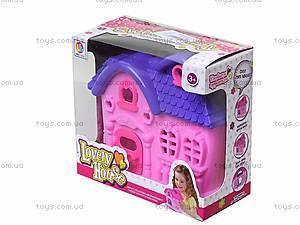 Маленький кукольный дом, WL9911B, цена