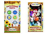 Кукольный домашний театр «Колосок», B165, toys