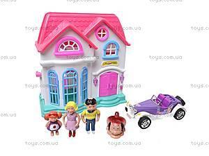 Кукольный домик, 3920-1, купить