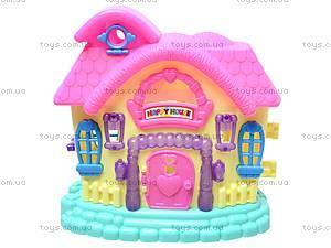 Кукольный домик детский, 3358E, купить