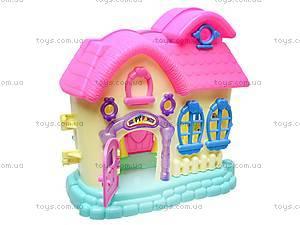 Кукольный домик детский, 3358E, фото