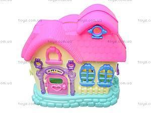 Кукольный домик детский, 3358E, отзывы