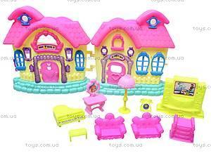Кукольный домик детский, 3358E, toys.com.ua