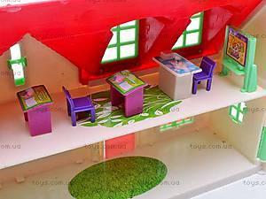 Кукольный домик для детей, 08218A, купить
