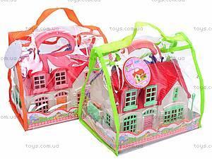Кукольный домик для детей, 08218A, отзывы