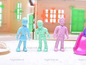 Кукольный домик для детей, 08218A, игрушки