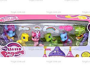 Кукольный домик для пони с аксессуарами, 6628A-1, цена