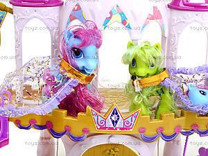 Кукольный домик для пони с аксессуарами, 6628A-1, игрушки