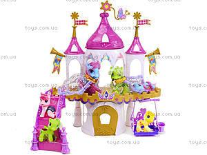 Кукольный домик для пони с аксессуарами, 6628A-1, детские игрушки