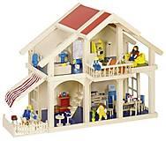 Кукольный домик goki с внутренним двориком, 51893G, купить