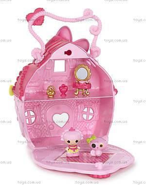 Кукольный домик Крошки Lalaloopsy «Жемчужный коттедж Блестинки», 532460, фото