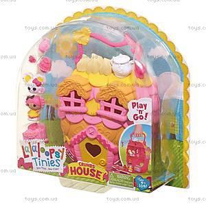 Кукольный домик Крошки Lalaloopsy «Пряничный коттедж Печенюшки», 531555, купить