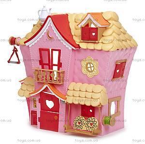 Кукольный домик Minilalaloopsy «Пряничный коттедж», 533153, фото