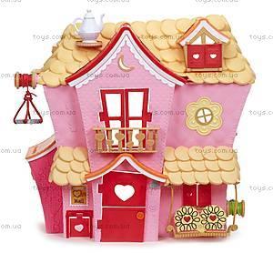 Кукольный домик Minilalaloopsy «Пряничный коттедж», 533153, отзывы