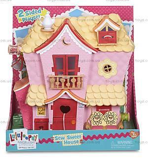 Кукольный домик Minilalaloopsy «Пряничный коттедж», 533153