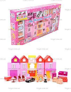 Кукольный домик с куклами, 168
