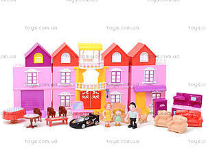 Кукольный домик с куклами, 168, отзывы
