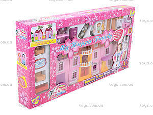 Кукольный домик с куклами, 168, цена