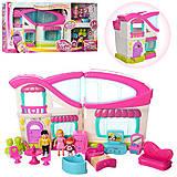 Кукольный домик с мебелью и фигурками «My Sweet Home», 16690