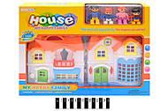 Кукольный домик серии «Моя счастливая семья», 8133-3, фото