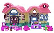 Кукольный набор «Мой милый дом», 16639D, детские игрушки