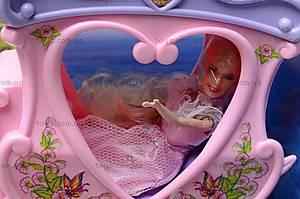 Кукольный набор с каретой, WF3778, фото