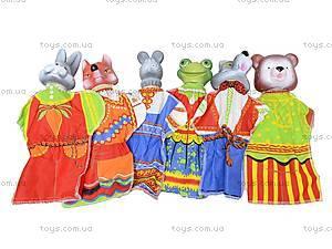 Кукольный театр «Теремок», , магазин игрушек