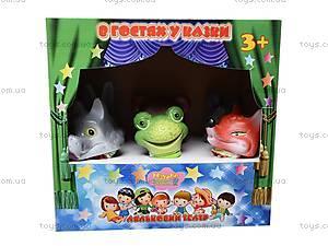 Кукольный театр «Теремок», , toys.com.ua