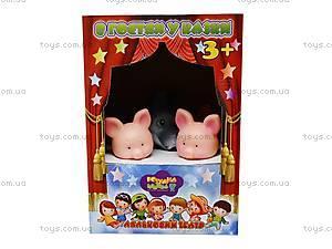 Кукольный театр «Три поросенка», , детские игрушки