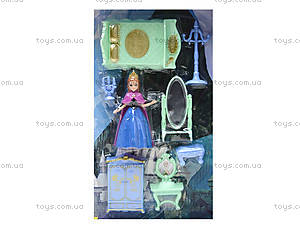 Кукольный замок с мебелью, SG2994, купить