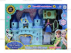 Кукольный замок с мебелью, SG2994, цена